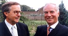 Hans-Georg Butt und Werner Meyer